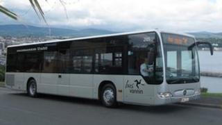 Isle of Man buses