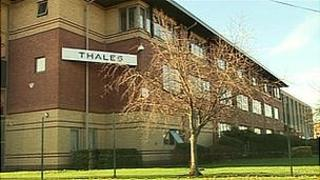 Thales factory