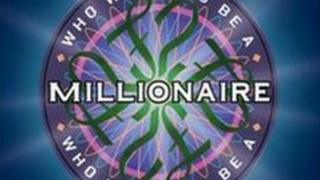 The Who Wants To Be A Millionaire? logo