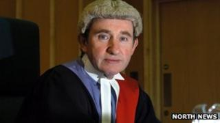 Judge Peter Bowers