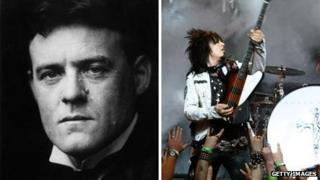 Hilaire Belloc and Motley Crue