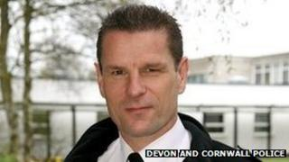 Superintendent Chris Eastwood. Pic: Devon and Cornwall Police