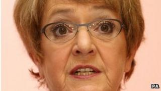 portrait of PAC chair Margaret Hodge