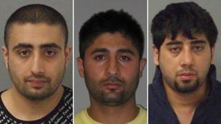 Mohammed Tariq, Mohammed Rafiq and Mohammed Shahid