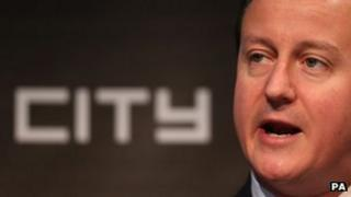 David Cameron at Tech City conference