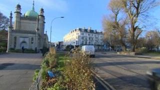 Church Street in Brighton