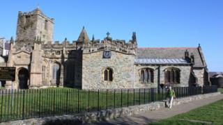 St Cybi's Church, Holyhead