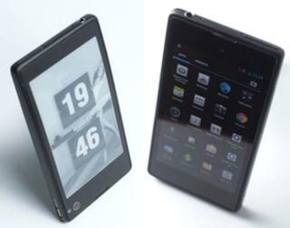 Yota smartphone