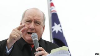 Alan Jones (file image)