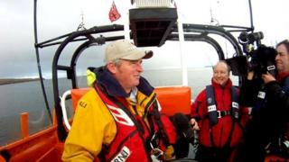 Thurso lifeboat