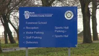 Foremost School on outskirts of Harrogate