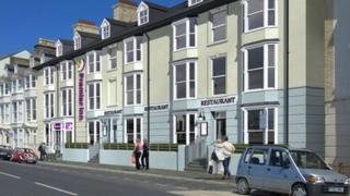 An artist impression of the renovated hotel