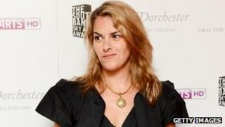 Tracey Emin - May 2012