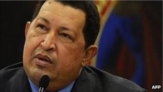 Hugo Chavez (file image)