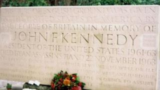 Kennedy Memorial Trust stone