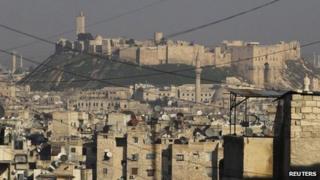 Aleppo, 30 Dec