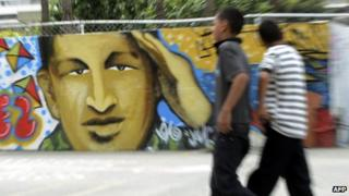 Chavez has not been seen in public for three weeks