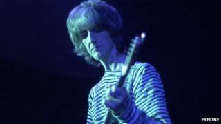 Vini Reilly of The Durutti Column in 2004