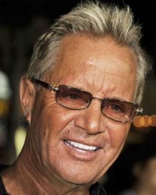 David R Ellis, pictured in 2009