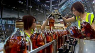 Mr Kay said the production of each bottle of whisky could be taxed