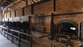 Crematorium furnaces at Majdanek (undated image)