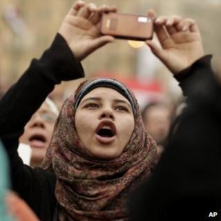 Egypt phone