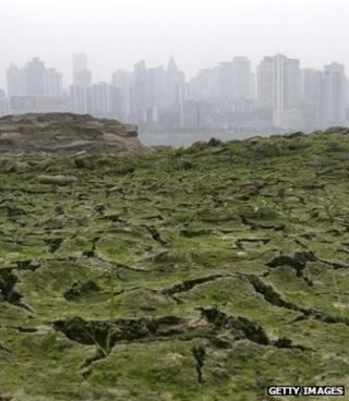 Yangtze River, China (Getty Images)