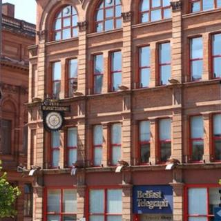 Offices of The Belfast Telegraph