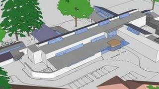 Plans for new mental health facility