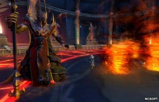 Screengrab from Aion