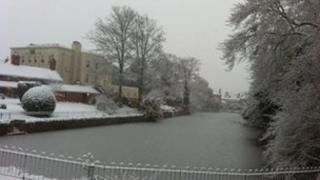 Hereford Snow