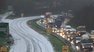 A38 Parkway, 22 January 2013