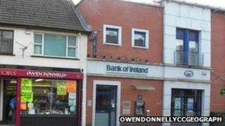 Bank of Ireland in Larne