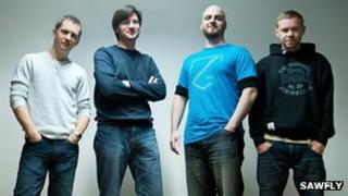 Sawfly Studios team