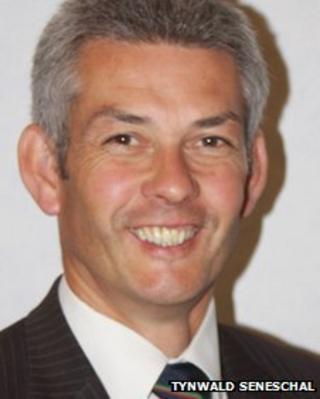Tom Crookall
