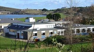 St Anne's School in Alderney
