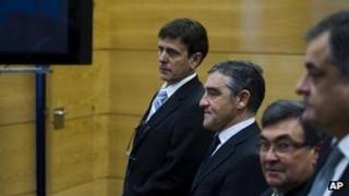 Eufemiano Fuentes in court
