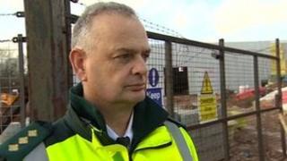 Nigel Wells, West Midlands Ambulance Service