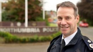 Mark Gilmore, West Yorkshire's new chief constable
