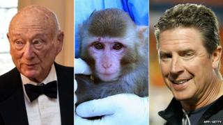 Ed Koch, the alleged Iranian space monkey and Dan Marino
