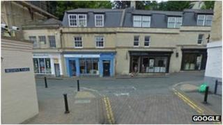 Beehive Yard, Walcot Street in Bath