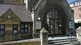 St Matthew's Church, Cheltenham