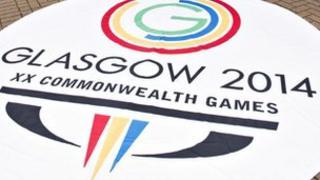 Glasgow 2014 banner