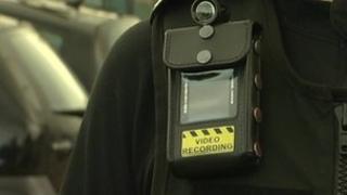 Body-worn video camera