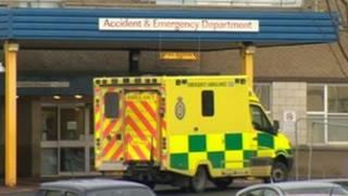 A&E Sunderland Royal Hospital