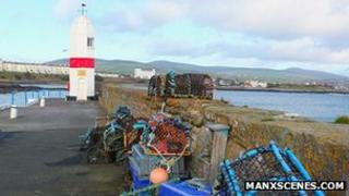 Port St Mary Inner Harbour