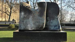 Knife Edge Two Piece, 1962-1965