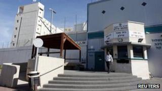 Ayalon Prison (13 February 2013)