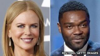 Nicole Kidman and David Oyelowo