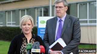 Michelle O'Neill and John O'Dowd